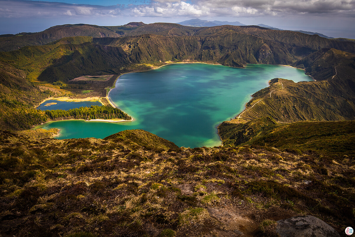 Wildest places in Europe, Lagoa do Fogo, Azores, Portugal