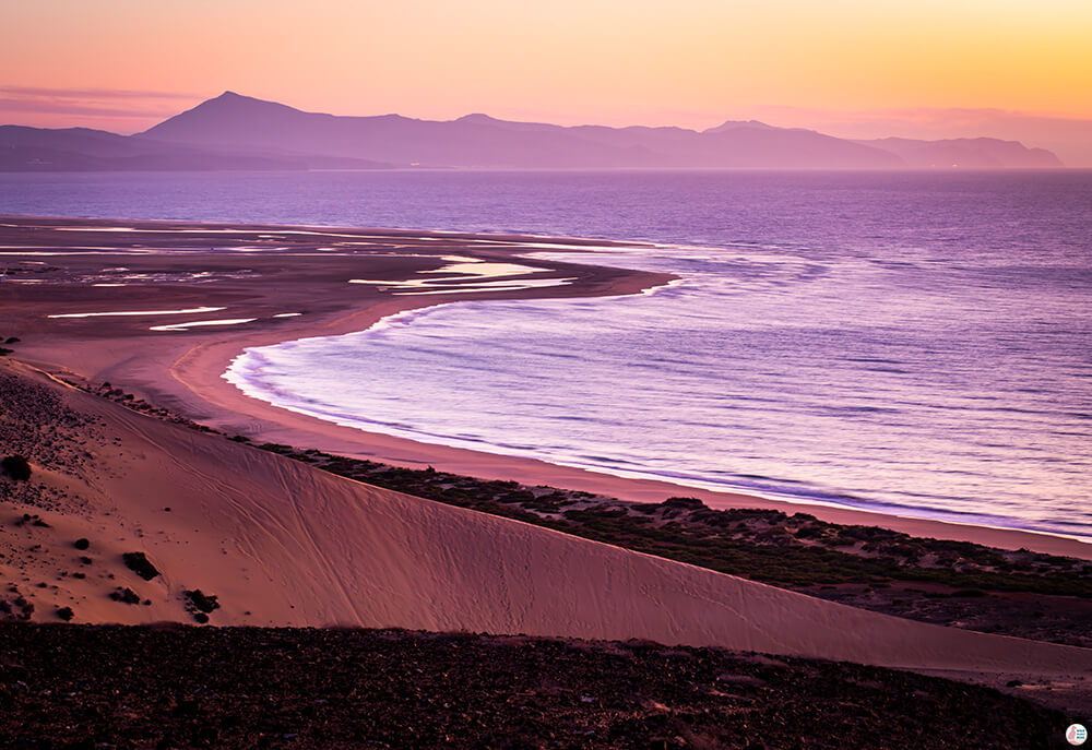 Sunrise at Mirador del Salmo, Best Places to See and Photograph on Jandia Peninsula, Fuerteventura