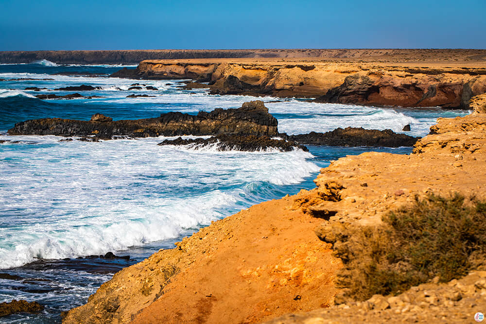 Playa de los Ojos, Best Places to See and Photograph on Jandia Peninsula, Fuerteventura