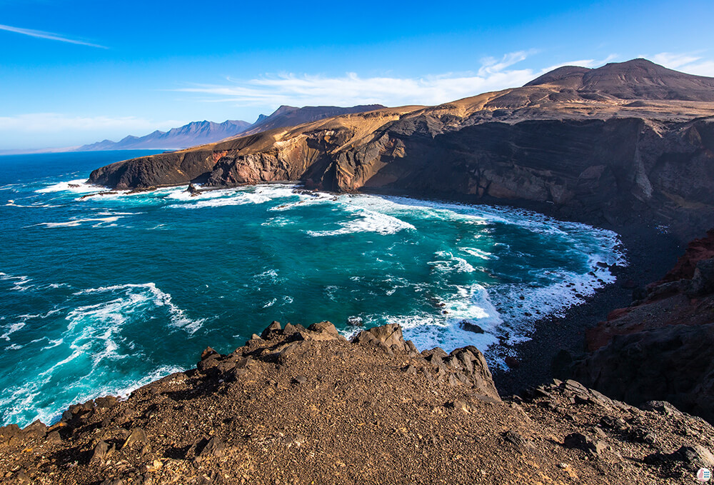 Caleta de la Madera, Best Places to See and Photograph on Jandia Peninsula, Fuerteventura
