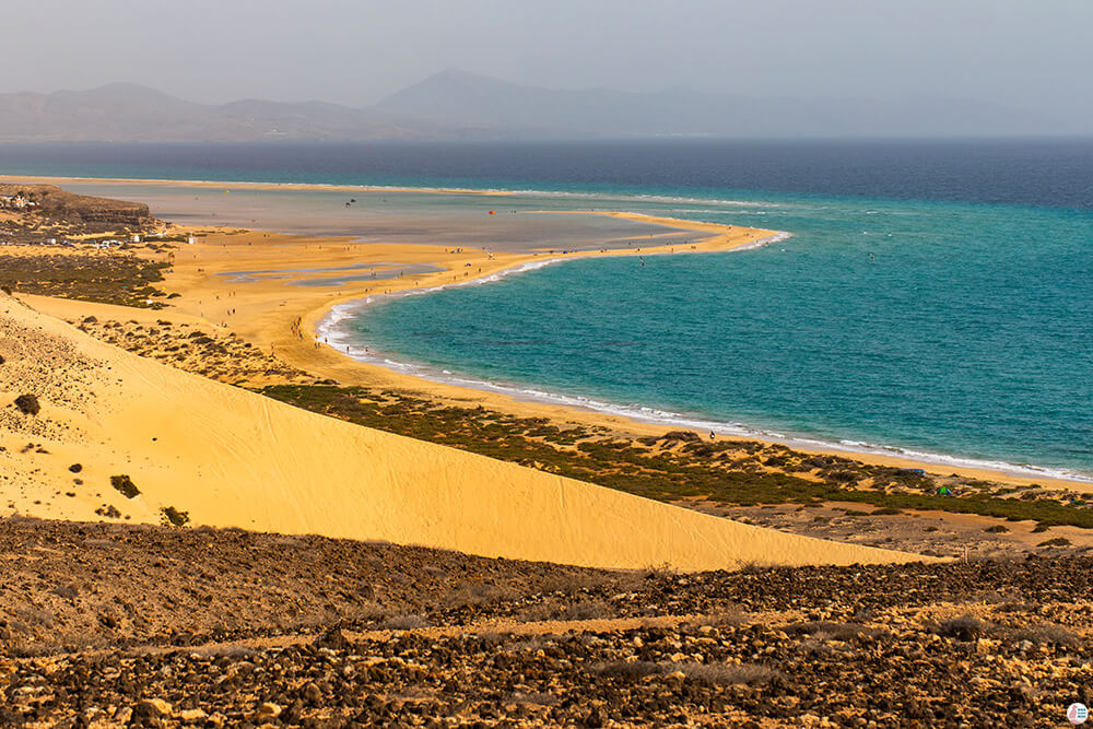 Mirador del Salmo, Best Places to See and Photograph on Jandia Peninsula, Fuerteventura