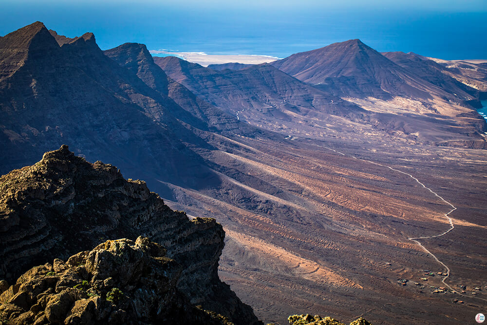 Hike to Pico de la Zarza, the Highest Peak in Fuerteventura