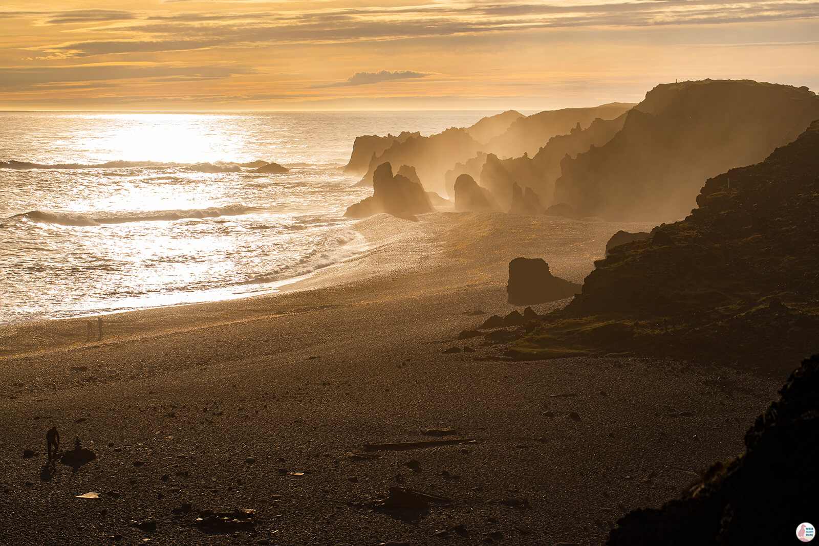 Best Places to Visit and Photograph on Snaefellsnes Peninsula, West Iceland, Djúpalónssandur beach