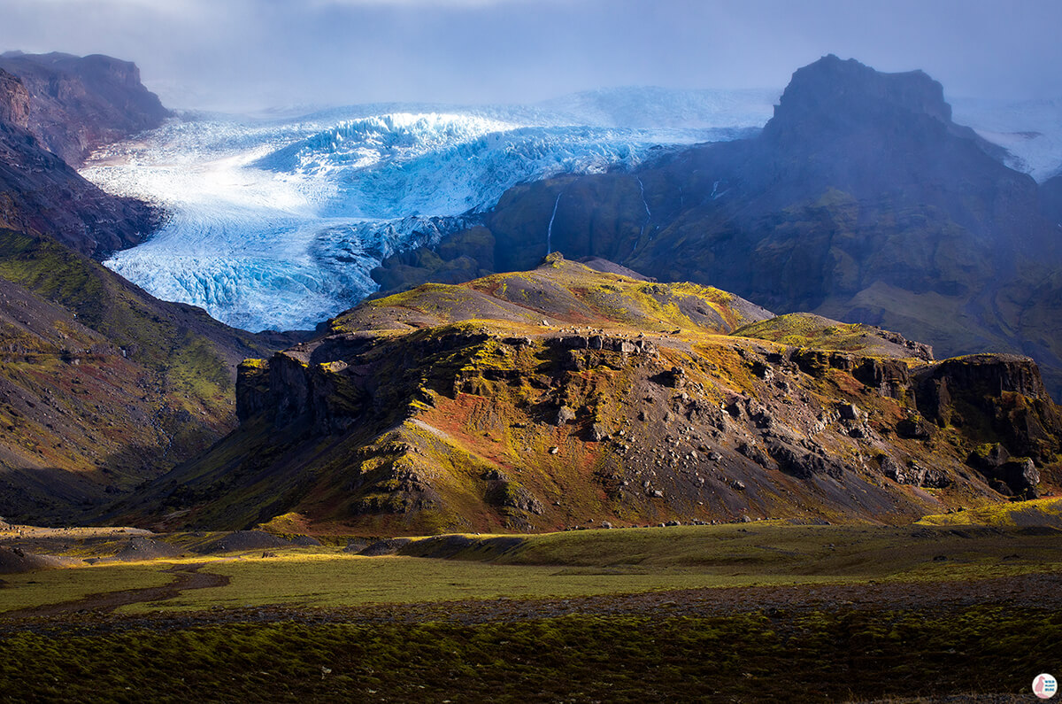 Main Attractions in Vatnajökull National Park, South Iceland