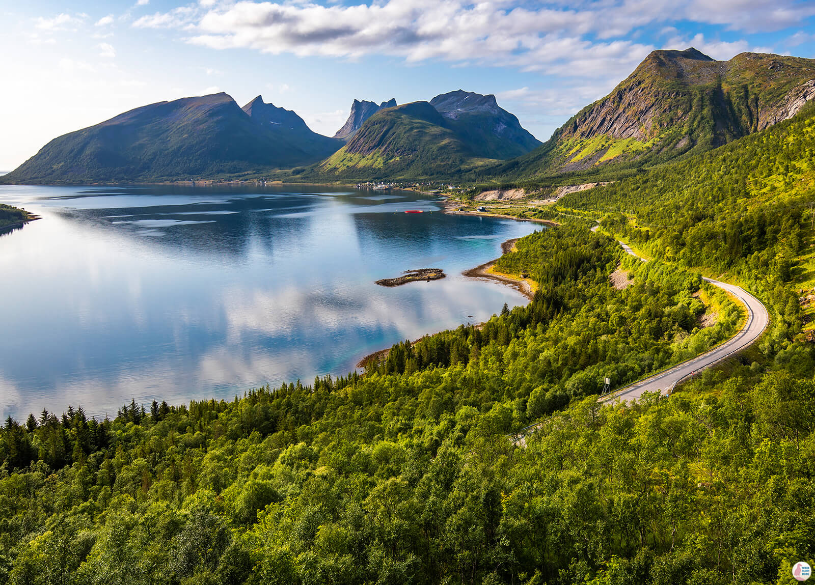 fjordbotn camping