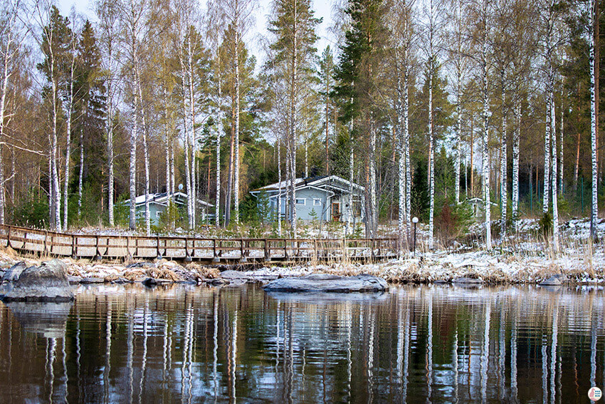 Cottages to rent in Oravi, Finland