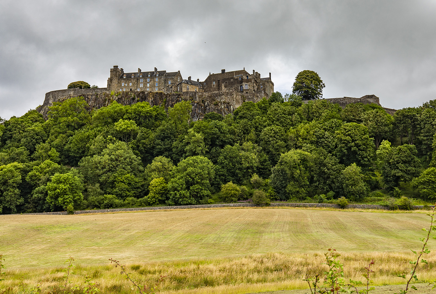 The Stirling Castle, Scotland