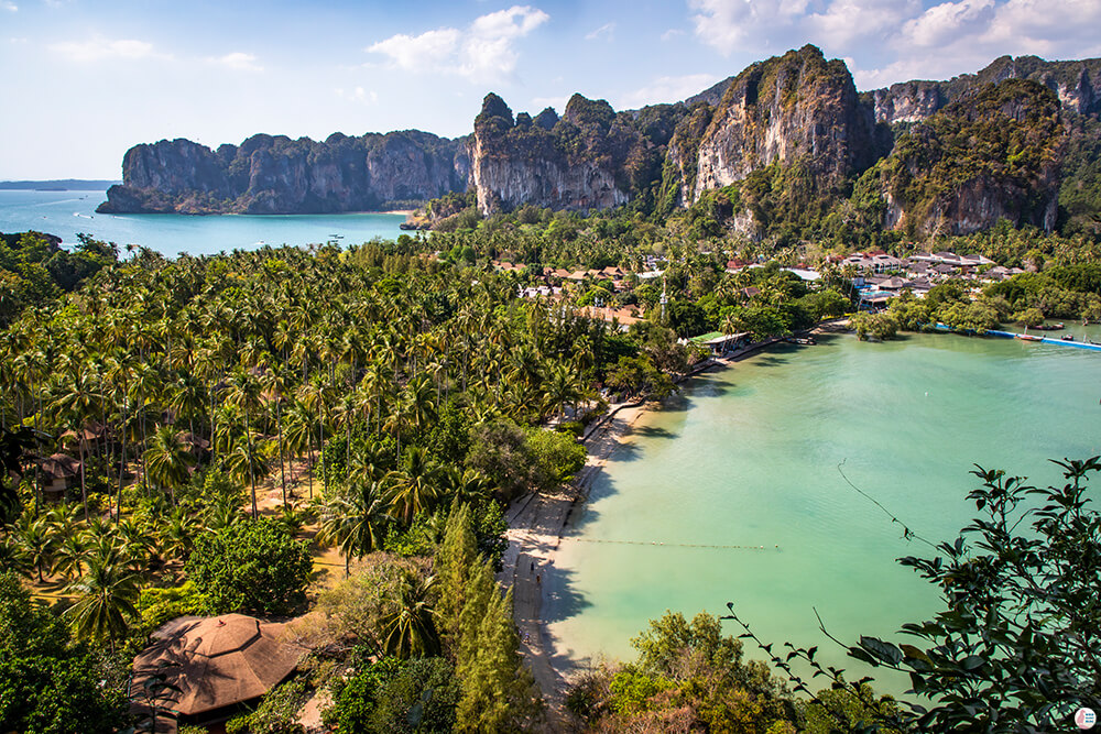 Railay Viewpoint, Best Viewpoints to Hike and Photograph in Krabi, Thailand