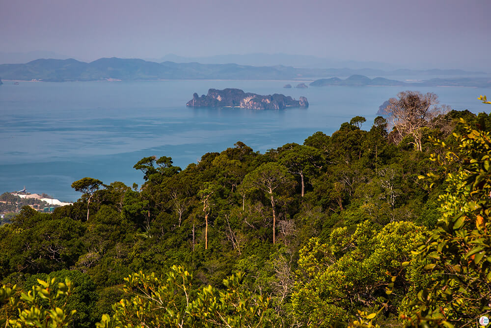 Khao Ngon Nak Viewpoint (aka Dragon Crest), Best Viewpoints to Hike and Photograph in Krabi, Thailand