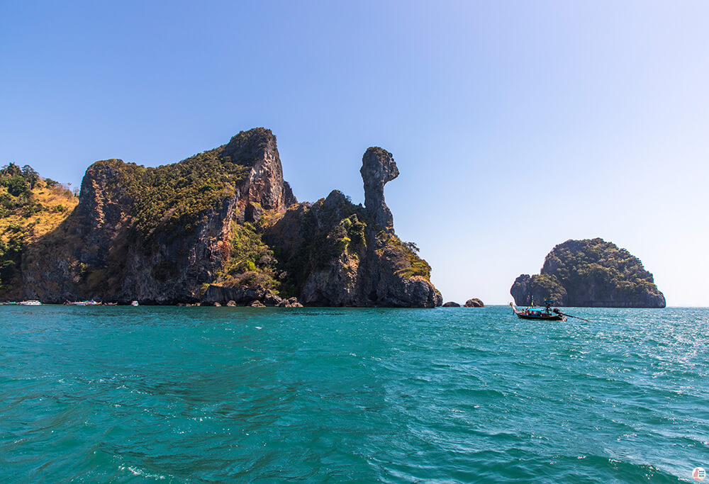 Four Islands Tour: Chicken Island, Krabi, Thailand