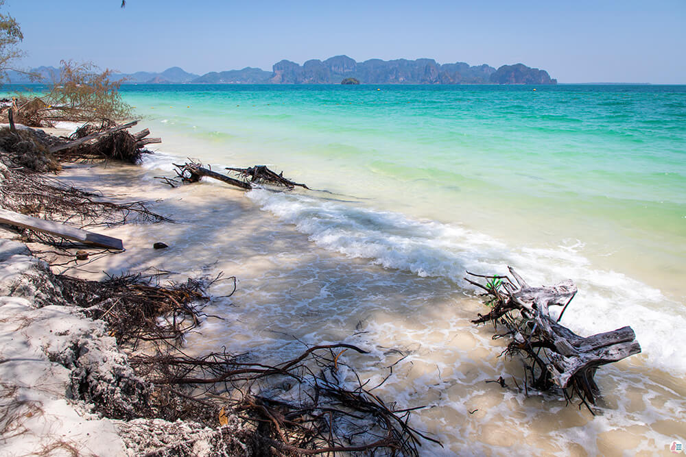 Four Islands Tour: Poda Island, Krabi, Thailand