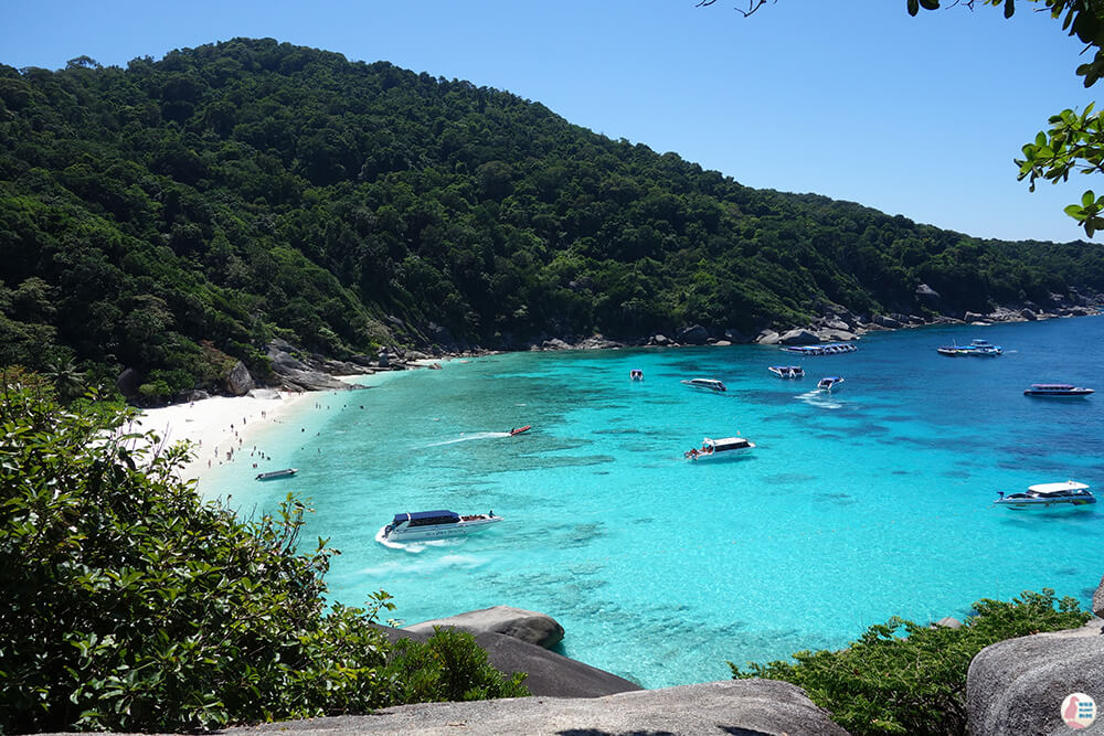 Similan Islands,  Phang Nga Province, Thailand