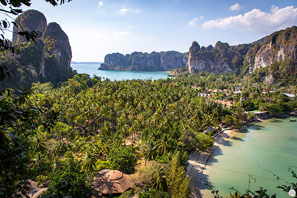 Best Viewpoints to Hike and Photograph in Krabi, Thailand